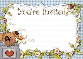 Boys Birthday Party Invitations Templates Free Printable Boys Birthday Party Invitations Hubpages