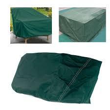 green outdoor furniture covers. get quotations 134x70x99cm square waterproof outdoor garden patio furniture cover table chair shelter green covers