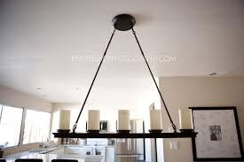 pottery barn veranda round chandelier reviews designs