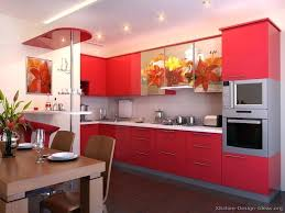 kitchen color ideas red. Red Kitchen Color Schemes Ideas Modern And .