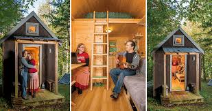 tiny houses. What It\u0027s Like To Live In A Tiny Home Houses