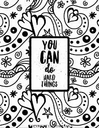 We wanted to include you, so we have some great coloring pages. 5 Empowering Coloring Pages For Teens Free Printables I Spy Fabulous