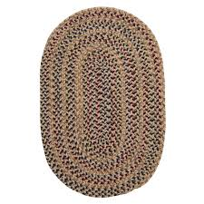 this review is from winchester oatmeal 6 ft x 9 ft oval braided area rug