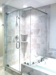 glass shower stalls glass shower doors home depot seamless shower stalls frameless glass shower enclosures uk