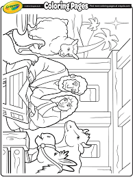 Small Picture Nativity Manger Coloring Page crayolacom