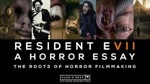 resident evil biohazard a horror essay the horror films resident evil 7 biohazard a horror essay the horror films that inspired the franchise