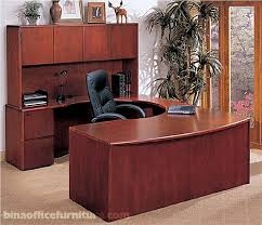 inexpensive office desks. Bina Discount Office Furniture U Shape Wood Suite Long Pertaining To Desk Inexpensive Desks
