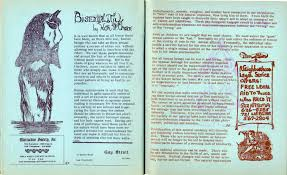 the first digital transgender archive is a lesson in history  an illustrated essay on bisexuality from vanguard magazine 1967