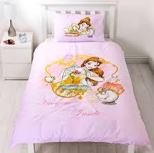 Disney Princess 'Imagine' Reversible Panel Single Bed Duvet Quilt ... & Disney Princess 'Imagine' Reversible Panel Single Bed Duvet Quilt Cover Set Adamdwight.com