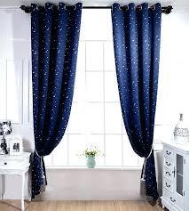 blue curtains for bedroom – Decoration Inside