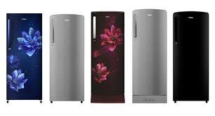 single door inverter refrigerators