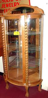 glass curios oak curved glass curio cabinet glass curio cabinets target glass curios glass corner curio curved