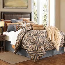 Southwest Bedroom Furniture Southwest Sunset Bedding Collection Cabin Place