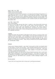 How To Write A Profile Resume Awesome Example Personal Profile Statement Resume For Examples Summary