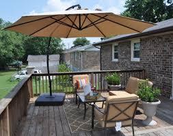 Patio & Pergola Patio Table Set With Umbrella Wonderful Outdoor