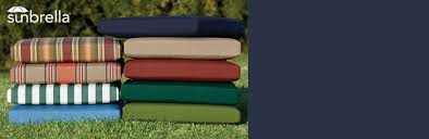 Sunbrella Outdoor Cushions & Pillows