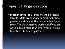 example of types of essay organization types of essay organization