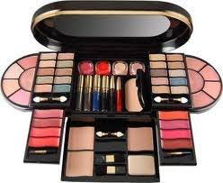 makeup kit box for bride. bridal makeup kit box for bride o
