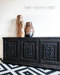 Paint Wash On Wood How To Beautify Your Furniture Using A Paint Color Wash Thirty