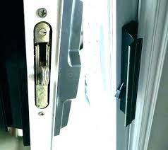 bol fix sliding door