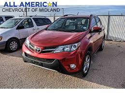 Used Toyota RAV4 for Sale in Coahoma, TX | Edmunds