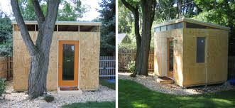Small Picture Modular modern shed