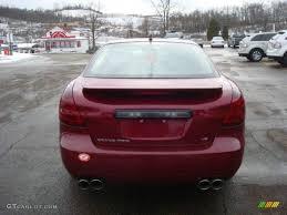 2006 Sport Red Metallic Pontiac Grand Prix GXP Sedan #24264005 ...