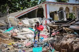 """Nach Erdbeben: Haiti wegen Sturm """"Grace ..."""