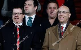 Manchester United Director Avi Glazer right his Editorial Stock Photo -  Stock Image   Shutterstock