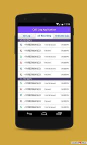 Download Call Log History Unlimited Android Apps Apk 4488406