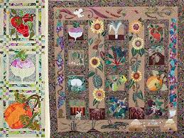 garden quilt. Victory Garden From Glorious Color - Quilt Fabric And Kits \