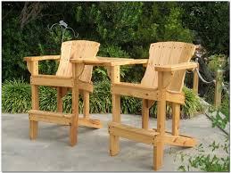 tall adirondack chair plans. Modren Tall 12tall Deck Chairs Bar Height Adirondack Chair Plans Brown Garden Wood  Trees Throughout Tall A