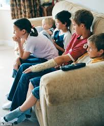 black kids watching tv. influence: a study found that self-esteem levels in young girls and black children kids watching tv t