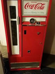 Coca Cola Vending Machine For Sale Delectable Used Vintage Cavalier Coca Cola Vending Machine CS48E For Sale In