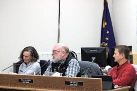 Majority of Palmer City Council does not acknowledge 'unorthodox request'  at latest meeting | Local News Stories | frontiersman.com