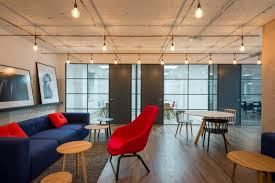 London Office Design Awesome Simpson Carpenter Offices By Furniss May London UK Retail