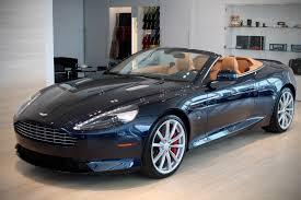 Used 2016 Aston Martin Db9 Gt Volante For Sale 230 941 Aston Martin Long Island Stock 2295