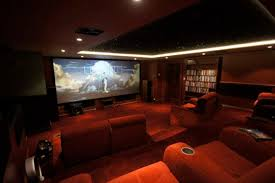 movie room lighting. High End Home Cinema Build From UK Cinemas Movie Room Lighting