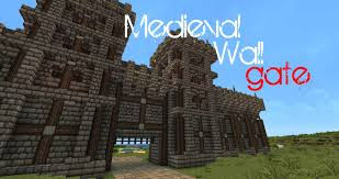 minecraft gate. Simple Gate On Minecraft Gate