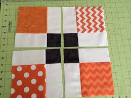 9 Patch Quilt Designs Halloween Disappearing 9 Patch Quilt