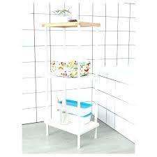 ikea glass bathroom shelf elegant bathroom shelves and white wood bathroom shelf bathroom cabinet glass shelves