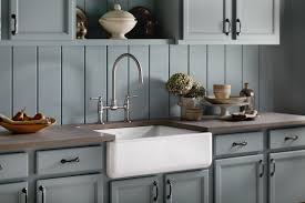white apron front sink. Unique Apron I Love Kohler Cast Iron Farm Sinks Seen On PagingSupermom Inside White Apron Front Sink