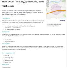 how to write job ads that work examples and 3 templates truck driver job ad example