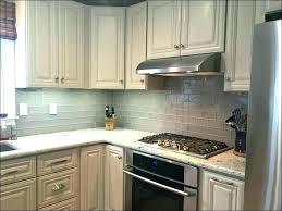 grey backsplash grey tile kitchen light grey subway tile kitchen black white cabinets light grey subway