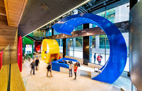 google head office dublin. Inside The Epic Google Dublin Campus - 3 Google Head Office Dublin