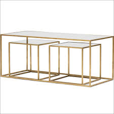 marble coffee table gold white top wood drum glass tables frame set sets side circle silver small stainless steel all cocktail and modern round