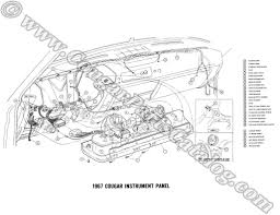 manual complete electrical schematic 1967 manual complete electrical schematic fits 1967 mercury cougar