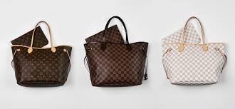 Louis Vuitton Size Chart Bag Louis Vuitton Neverfull Buying Guide Yoogis Closet Blog
