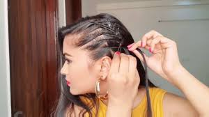Simple Hairstyles For College Hairstyle Long Hair For College Easy Hairstyles For College Girls