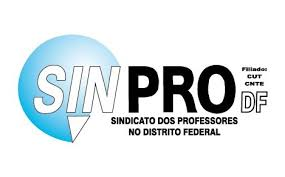 Resultado de imagem para LOGOMARCA DO SINPRO DF